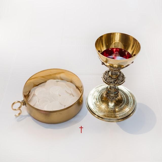Eucaristia significado, religion